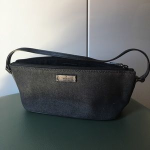 Gucci Denim Pochette Shoulder Bag
